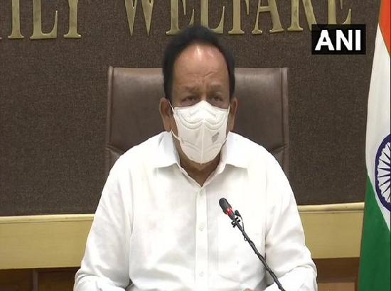No new COVID-19 case reported in 180 districts in last 7 days, says Harsh Vardhan