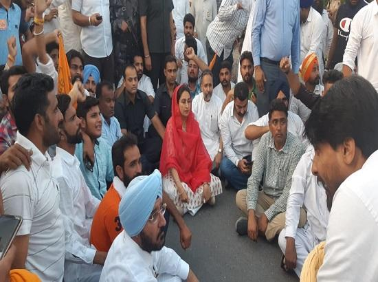 Total collapse in law and order in Bathinda :Harsimrat