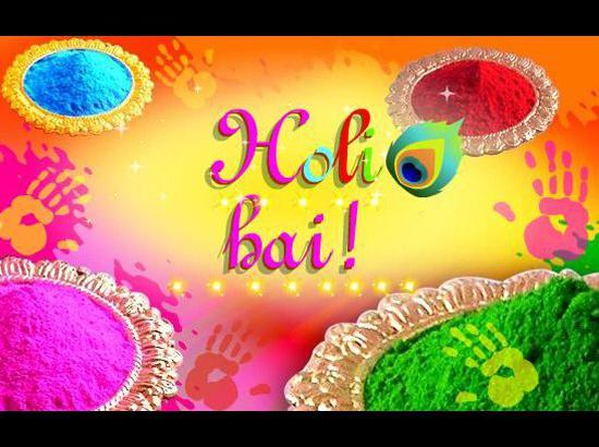 Haryana bans Holi celebrations in public