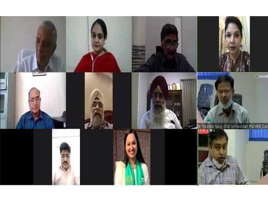 Huge response to webinars organized by World University on Post COVID-19 'Indian Economy