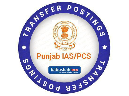 16 IAS & 17 PCS Officers Transferred
