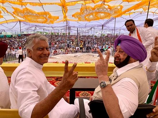 Capt Amarinder shames 'Divider in chief' Modi for lowering India's Global prestige