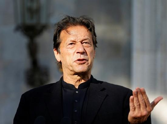 Pak PM Imran Khan tests COVID positive after taking Chinese vaccine