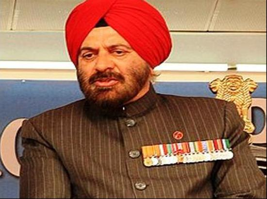 Taksali Akalis announce to withdraw General JJ Singh from  Khadoor sahib