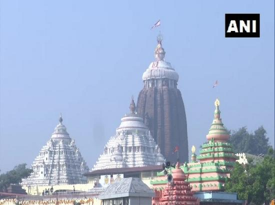 Jagannath Temple reopens for everyone, devotees to carry COVID negative report