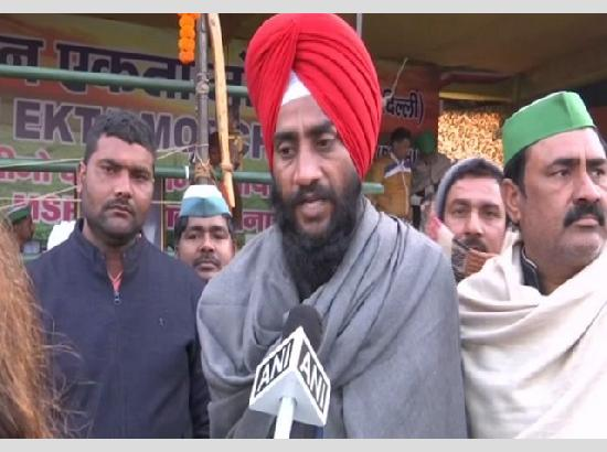 Govt's responsibility to ensure peace during 'Chakka Jaam': Farmer leader Jagtar Singh B