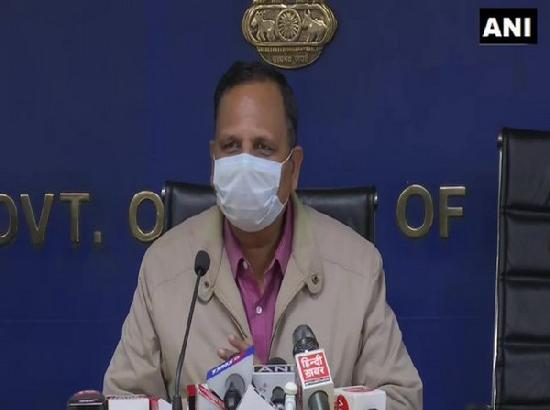 Amid surging COVID-19 cases in Delhi, Satyendar Jain says lockdown not a solution