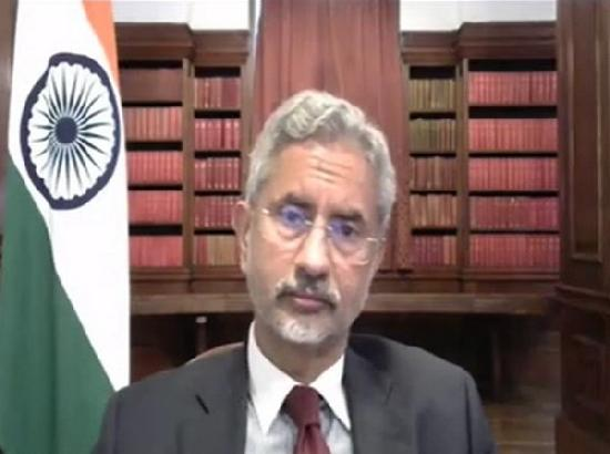 Filter the noise, focus on ensuring key requirements in COVID-19 surge: Jaishankar to Indi