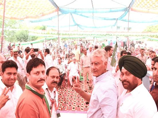 Only Congress capable of giving people-friendly, strong govt : Jakhar
