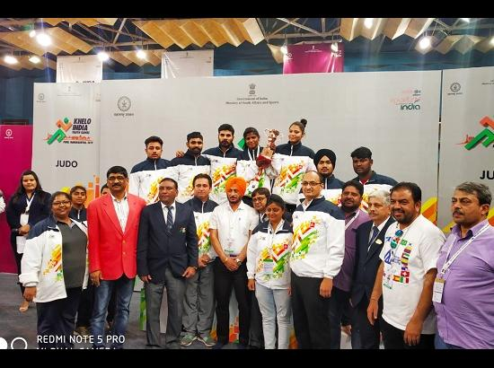 Khelo India Games: Punjab is Judo champion in U-17 and U-21 categories