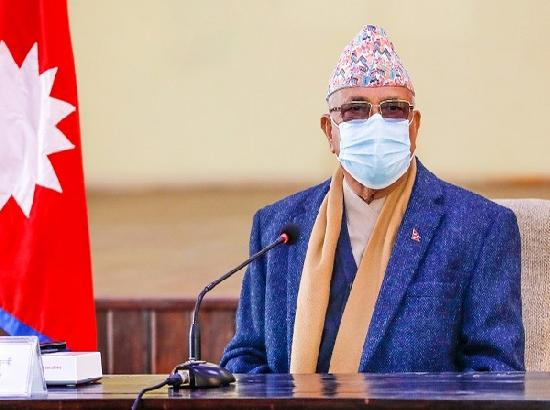 Nepal PM warns of lockdown if COVID-19 cases surge