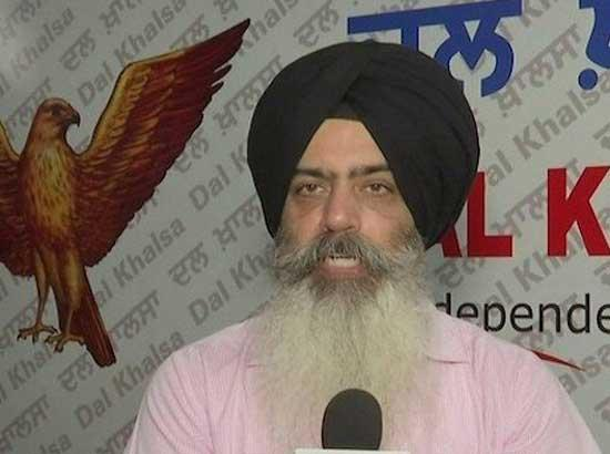 A person who denounces Khalistani aspirations, can't be a true Sikh  : Dal Khalsa to Capta