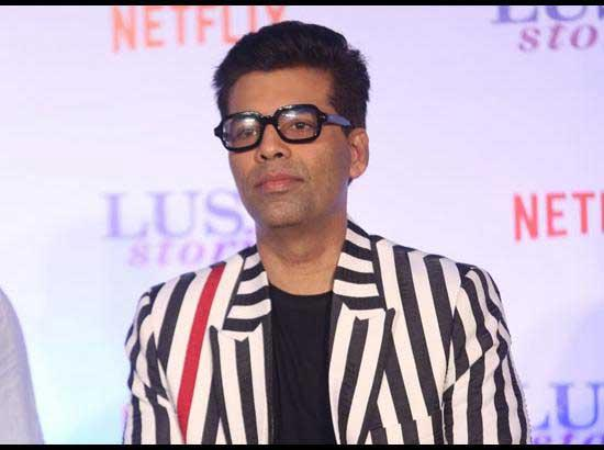 Karan Johar to host inaugural ceremony of IFFI in Goa