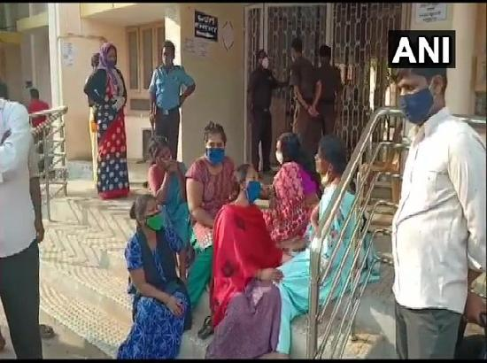 24 including COVID patients die at Karnataka hospital, CM calls emergency meeting