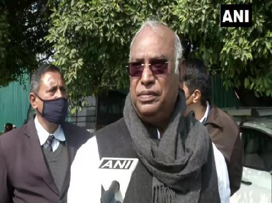 No substance in PM Modi's speech in RS, Congress concerns over farm laws rejected: Kharge