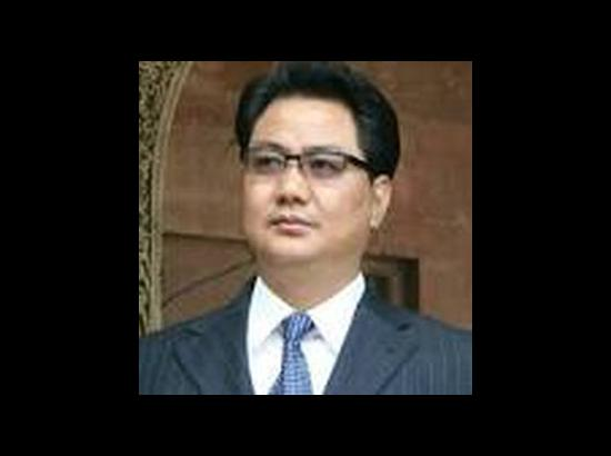 No damage to any Sikh institutions in Shillong: Rijiju