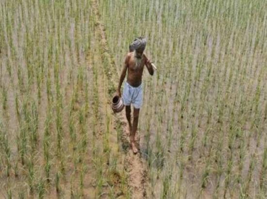 Congress forms human chain in support of farmers in Telangana