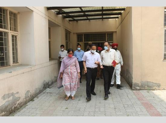 Ludhiana Adm to set up 100 level-II COVID beds in Jawaddi Govt hospitals & meritorious sc