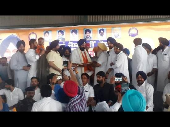 Majithia addresses youth Akali workers at 'Navan Josh, Navi Soch' rallies,