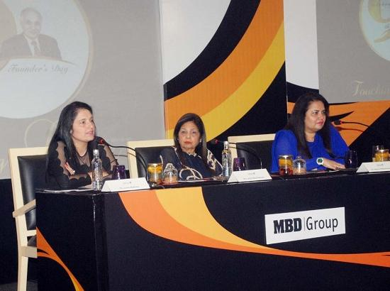 MBD Group celebrates 9th Founder's day