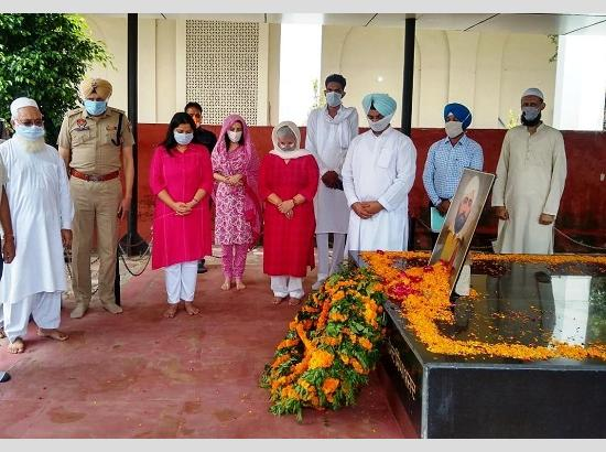 Rich tributes paid to Shaheed Udham Singh