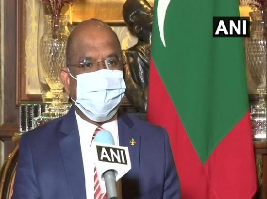 Maldives says India 'first responder' and 'best friend'