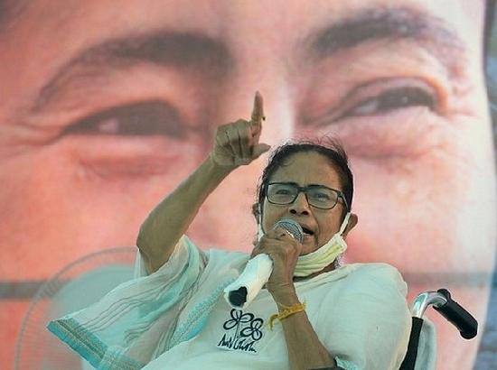 Mamata to take oath as West Bengal CM for third term on May 5