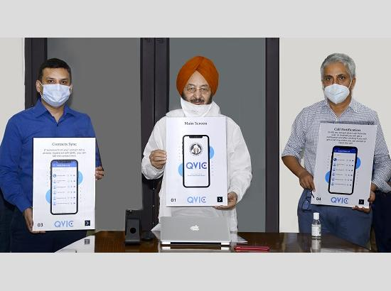 Punjab Mandi Board launches In-House developed 'QVIC' Mobile APP to ensure its seamless fu
