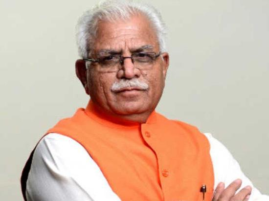 Police interrogating masked man who alleged plot to disrupt farmers' agitation: Haryana CM