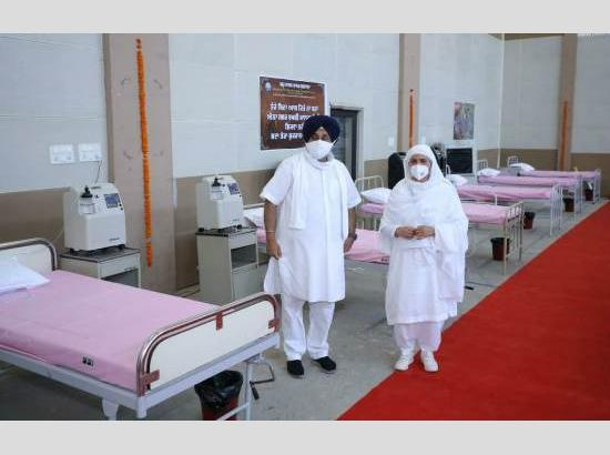 Sukhbir Badal demands free treatment