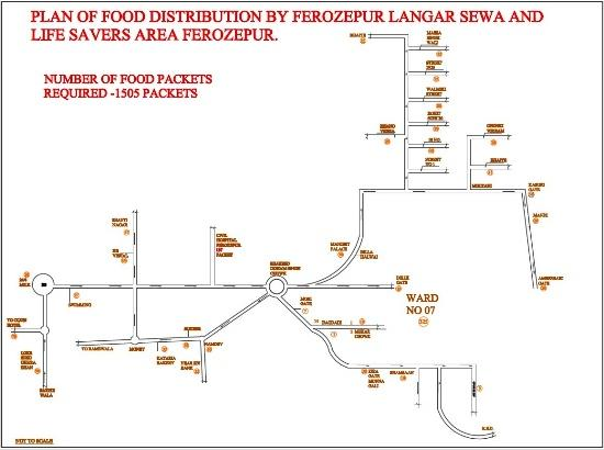 NGOs do yeoman service during curfew, prepare daily route map to distribute food