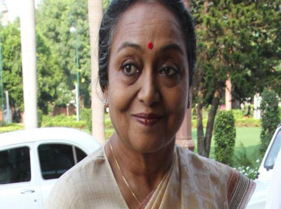 Meira Kumar to meet Congress MLAs, MPs on Sunday
