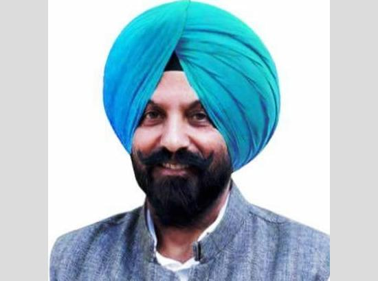 Centre to help deal surge in COVID cases effectively: MLA Parminder Singh Pinki
