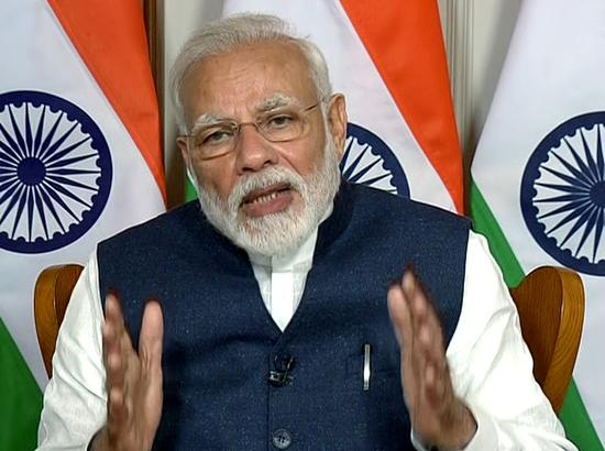 PM Narendra Modi to address nation at 8 pm tonight