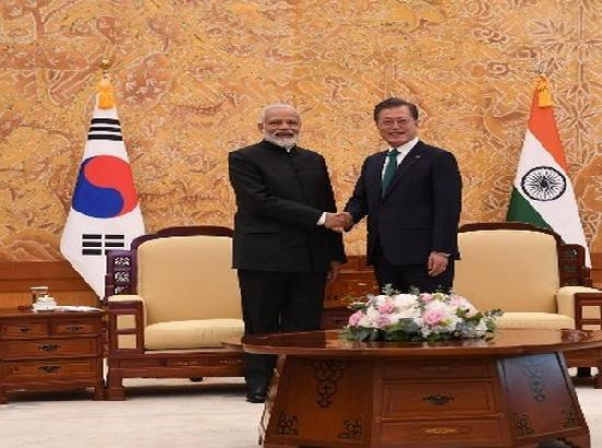 South Korea to support India's fight against COVID-19 pandemic