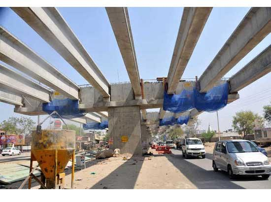 Work at Kharar flyover to be completed soon : Captain Amarinder
