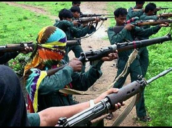 24 Maoists, top leaders killed in encounter i