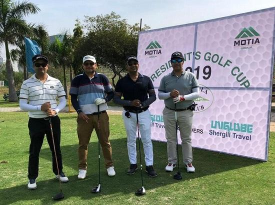 Motia Group presents third edition of President's Cup