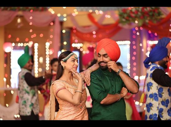 Ammy Virk and Rubina Bajwa starrer song 'Mucch', from 'Aate Di Chidi' will make you tap your feet