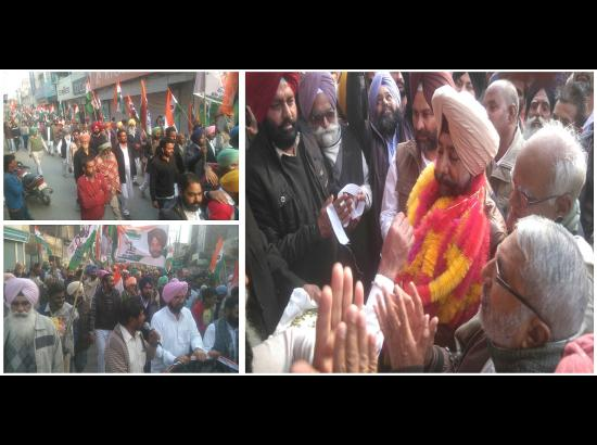 Jagmeet Brar inaugurates TMC offices in Faridkot & Muktsar
