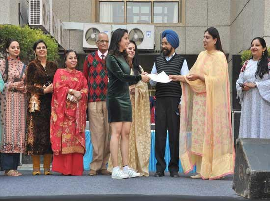 NIIFT Mohali Holds Fresher's Party