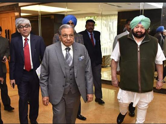 Punjab Fact Sheet :15TH Finance Commission Meets the Government -Main points
