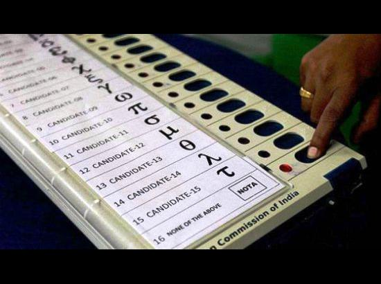 Thin margin losers become victim of NOTA during Assembly elections