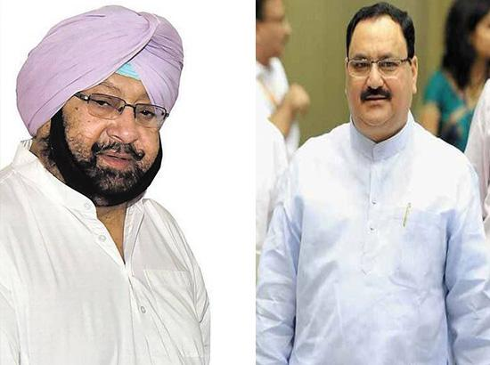 Goods Trains Row: In Open Letter To Nadda, Amarinder Calls For Collective Will & Statesman