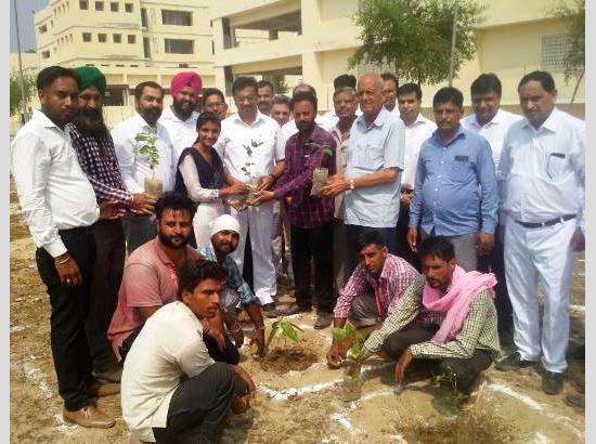 'Nanak Baghichi' in court complex will become Biodiversity Centre to protect flora and fau