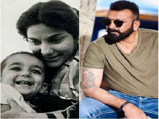 Sanjay Dutt remembers mother Nargis Dutt on 40th death anniversary