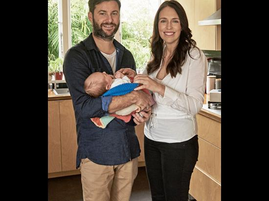 NZ PM Jacinda Arden back from maternity leave