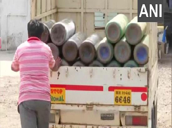 Ludhiana: Industries/Factories return 91 Oxygen Cylinders to administration