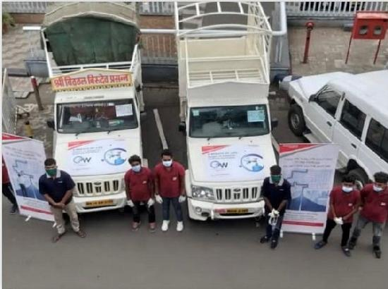 Anand Mahindra rolls out 'Oxygen on Wheels' to tackle oxygen crisis