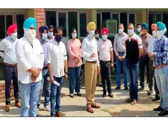 PCMS Association protests hike in MBBS Fee